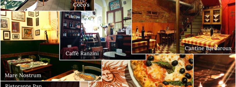 Dove mangiare vicino il BnB 83 di Torino?