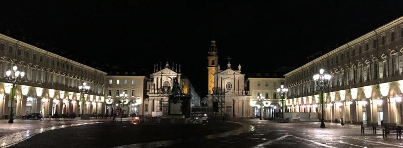 Una sera di fine estate a Torino