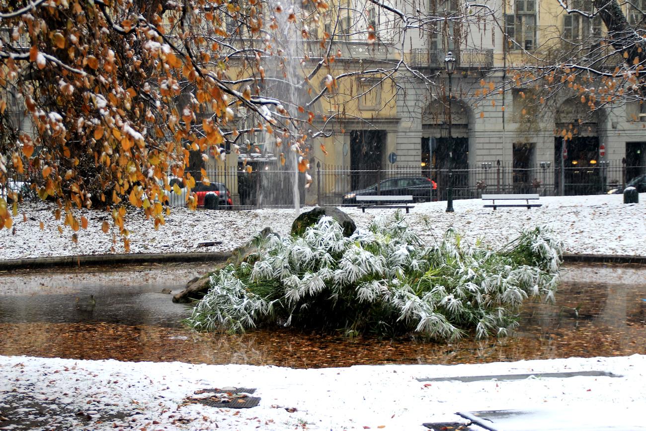 foto-neve-torino-piazza-carlo-felice-8