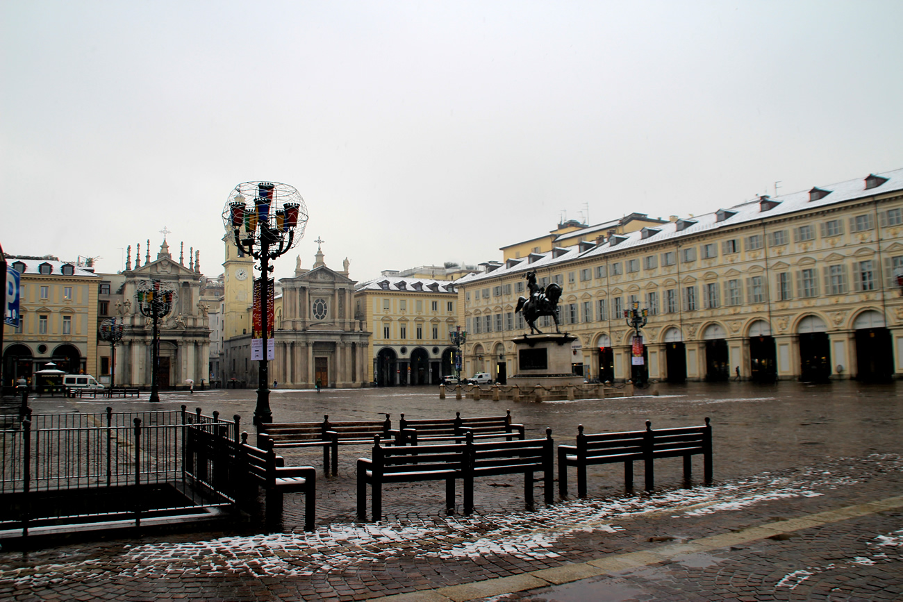 foto-neve-torino-piazza-san-carlo-2