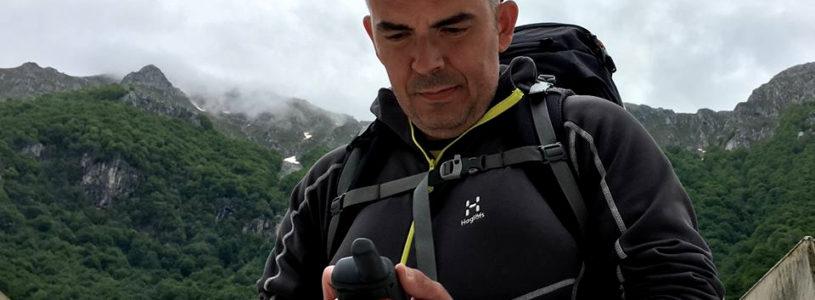 Camminata in solitaria Appenini e Alpi. Seguitelo!