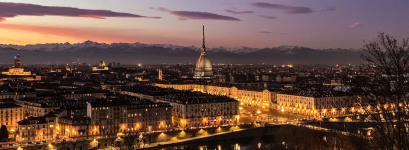 Why come to Turin?